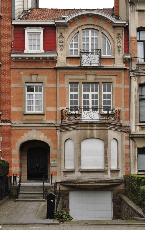 Boulevard Auguste Reyers 171, 2011