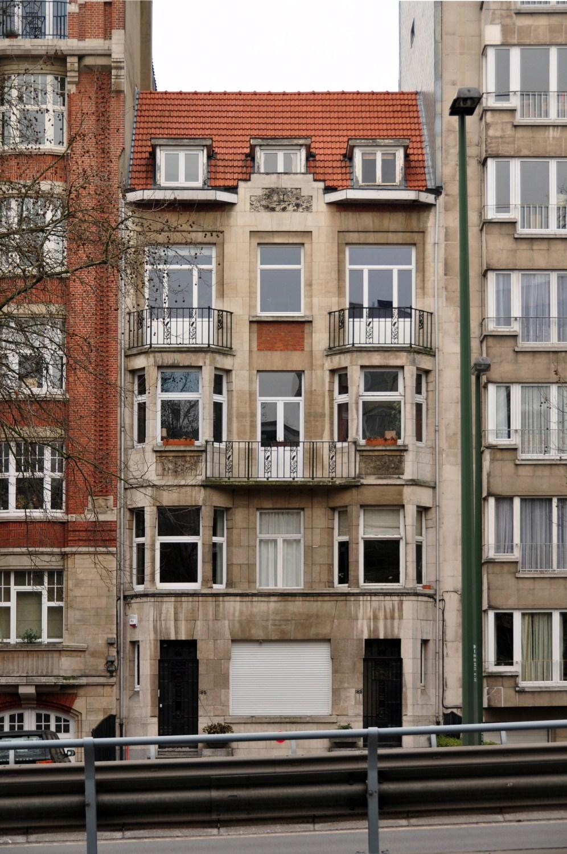Boulevard Auguste Reyers 183-185, 2011