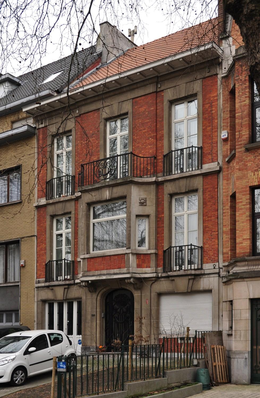 Boulevard Auguste Reyers 195, 2011
