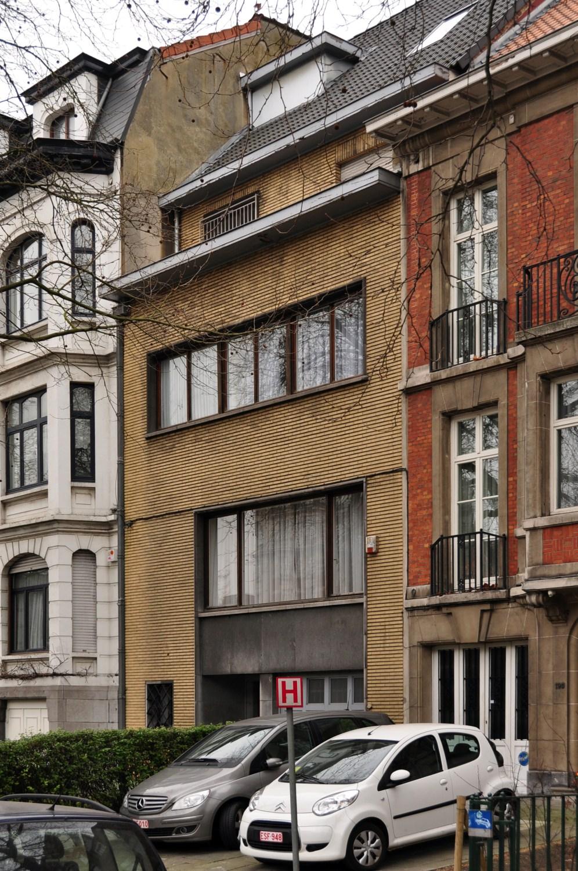 Boulevard Auguste Reyers 197, 2011