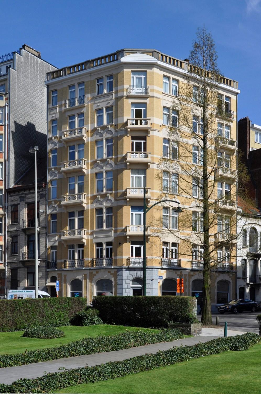 Avenue de la Brabançonne 119-121, 2011