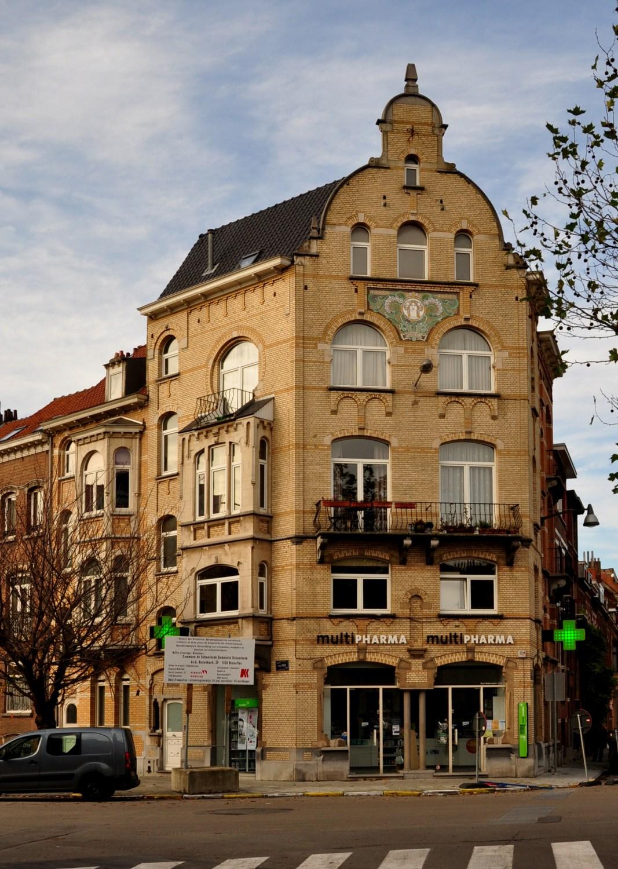 Avenue Émile Max 76 et 78, 2010