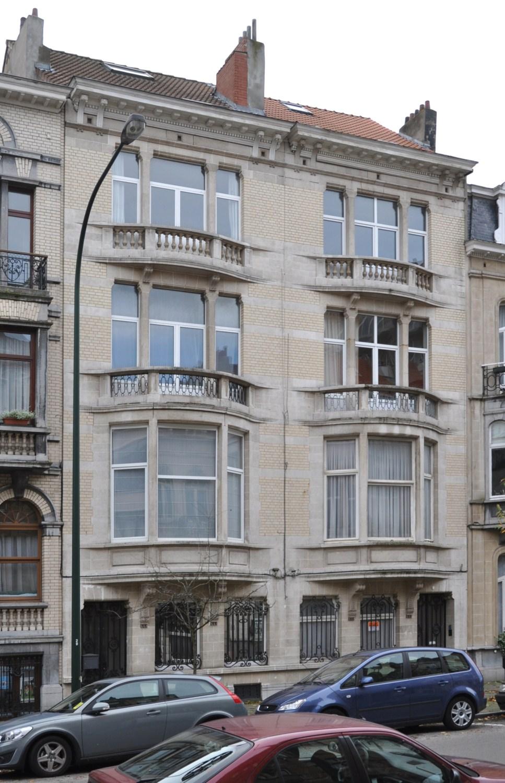 Avenue Émile Max 127 et 125, 2010