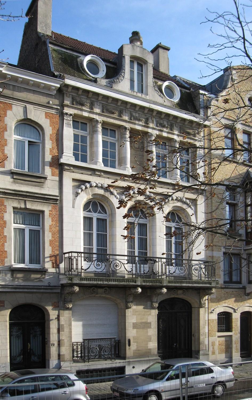 Avenue Eugène Plasky 75, 2010