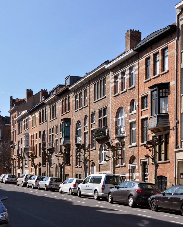 Avenue du Diamant 60 - avenue Léon Mahillon 62, 64 à 82, 2011