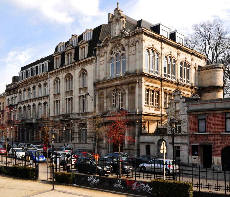Place de Jamblinne de Meux 13a-14-15, Institut de la Vierge Fidèle , 2011