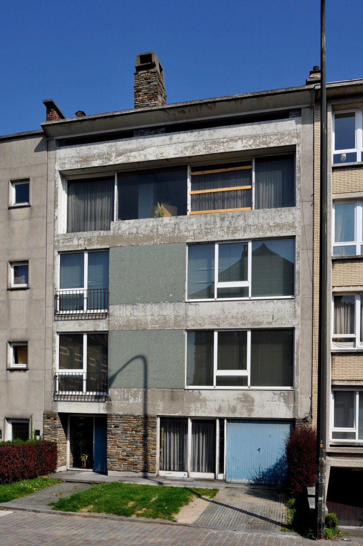 Rue de Linthout 85, 2011