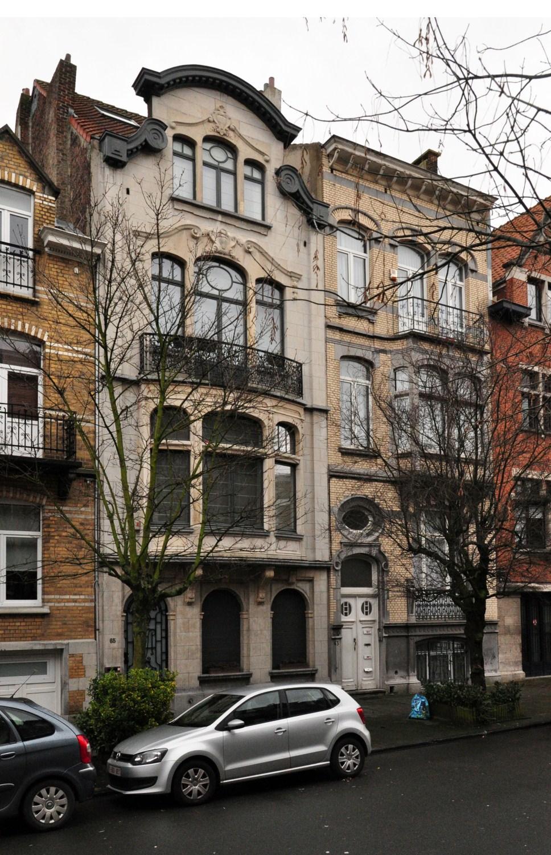 Avenue de l'Opale 65 et 63, 2011