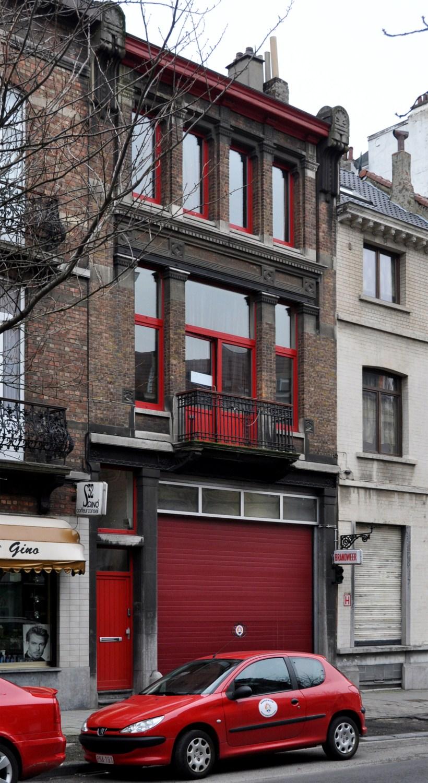 Avenue du Diamant 23, 2011