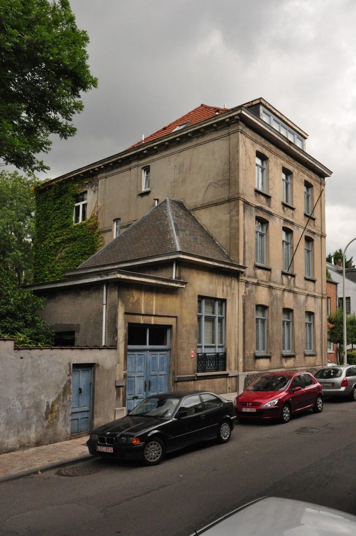 Rue Vergote 7, 2011