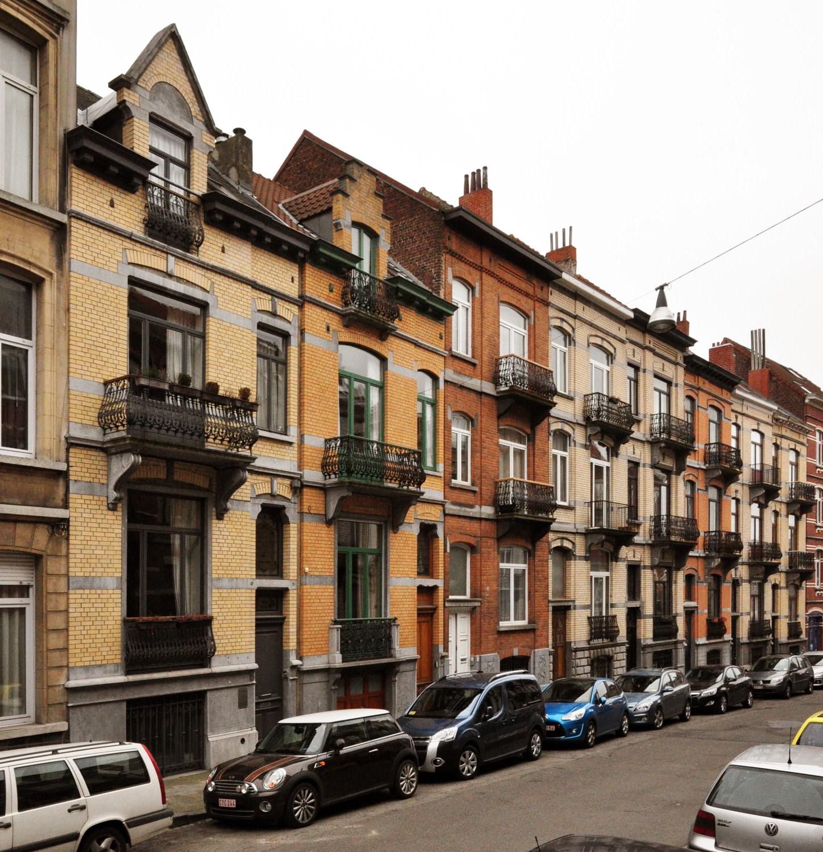 Rue Victor Lefèvre 18 à 4, 2012