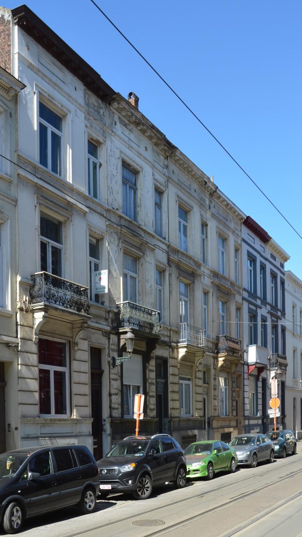 Rue des Ailes 51 à 63, 2014