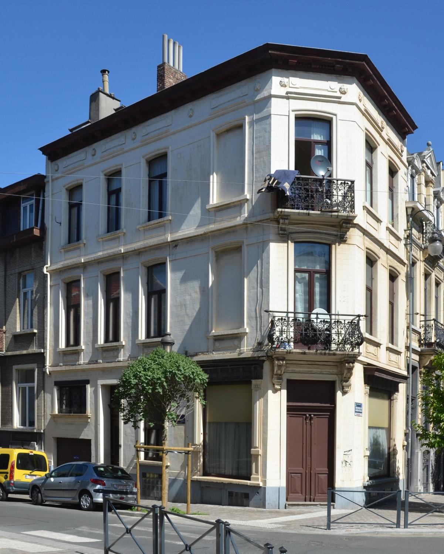Rue des Ailes 68 - avenue Maréchal Foch 21, 2014
