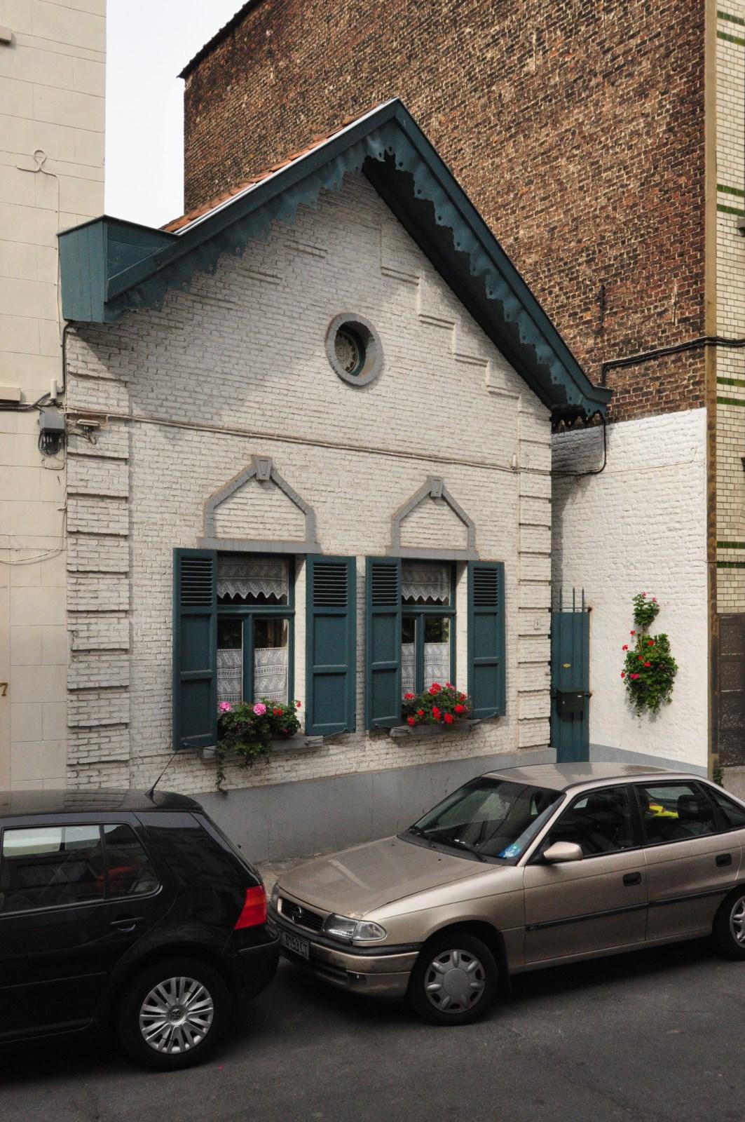 Rue Creuse 9, 2012
