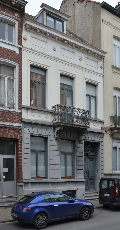 Rue de Moerkerke 22 , 2014