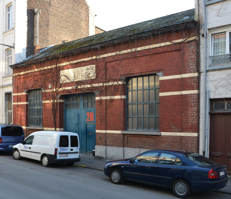 Rue de Moerkerke 29 , 2014