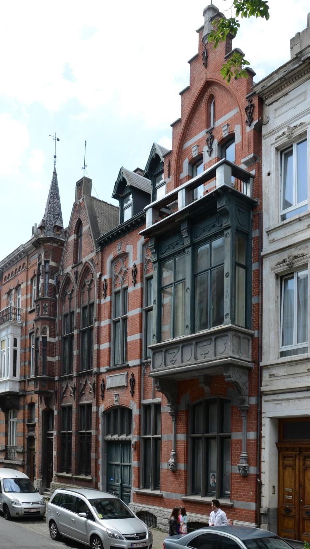 Rue Emmanuel Hiel 37 et 35, 2014
