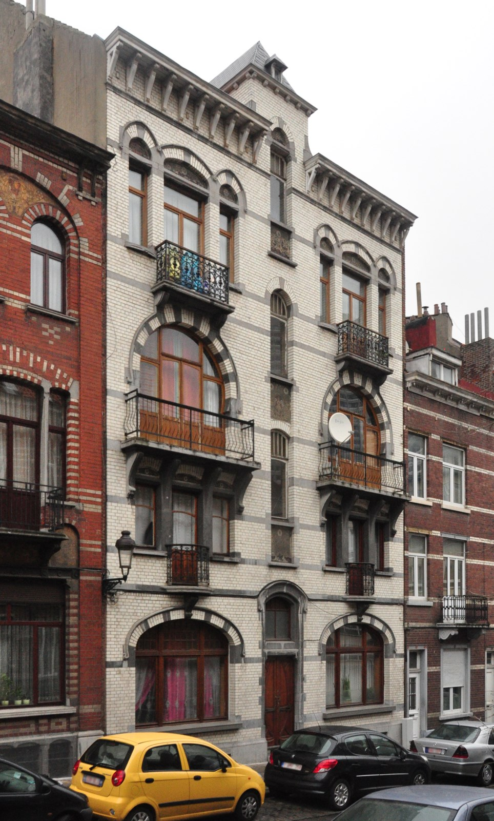 Rue Ernest Discailles 9, 2012