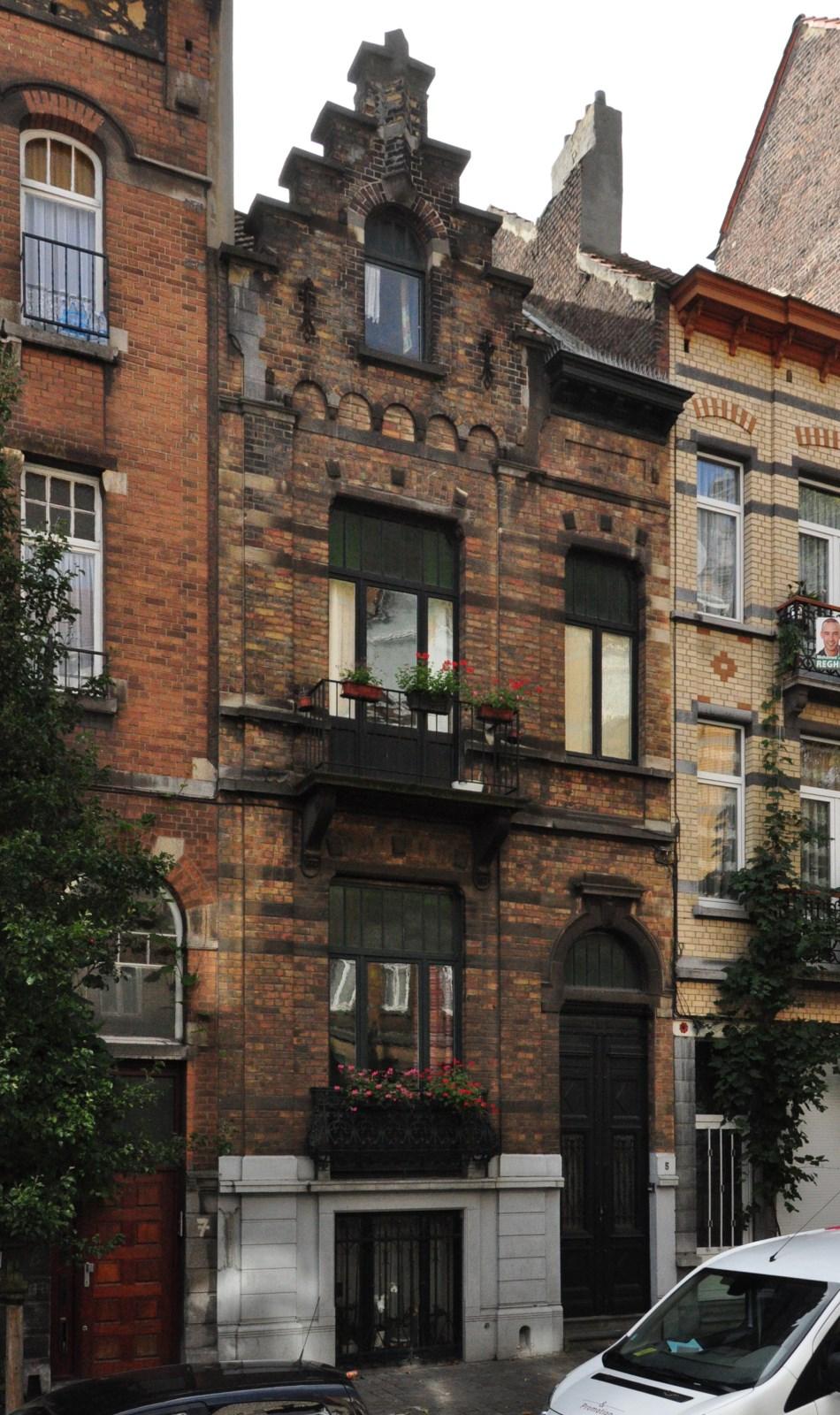 Rue Ernest Laude 5, 2012