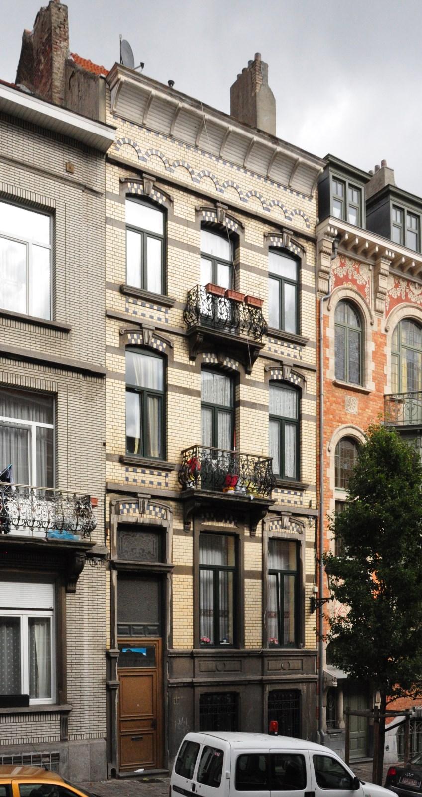 Rue Ernest Laude 18, 2012