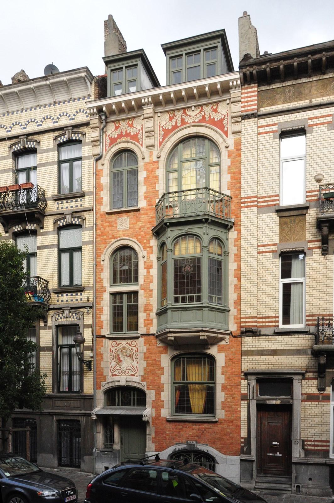 Rue Ernest Laude 20, 2012