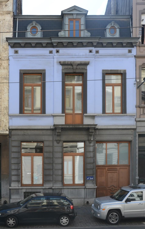 Rue Gallait 57, 2014