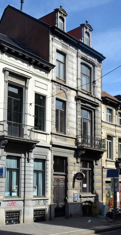 Rue Gallait 84, 2014