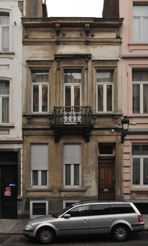Rue Général Eenens 9, 2013