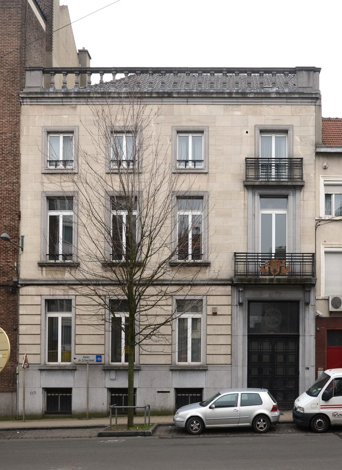 Chaussée de Haecht 138, 2012
