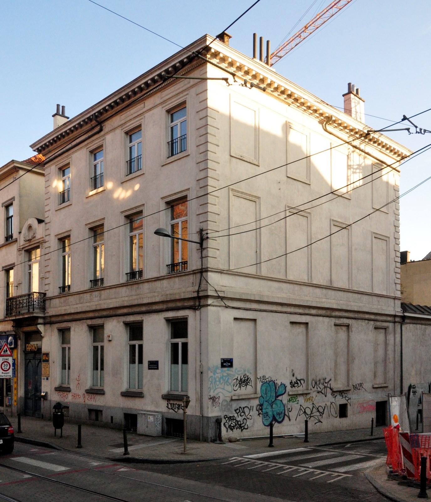 Chaussée de Haecht 146, 2012
