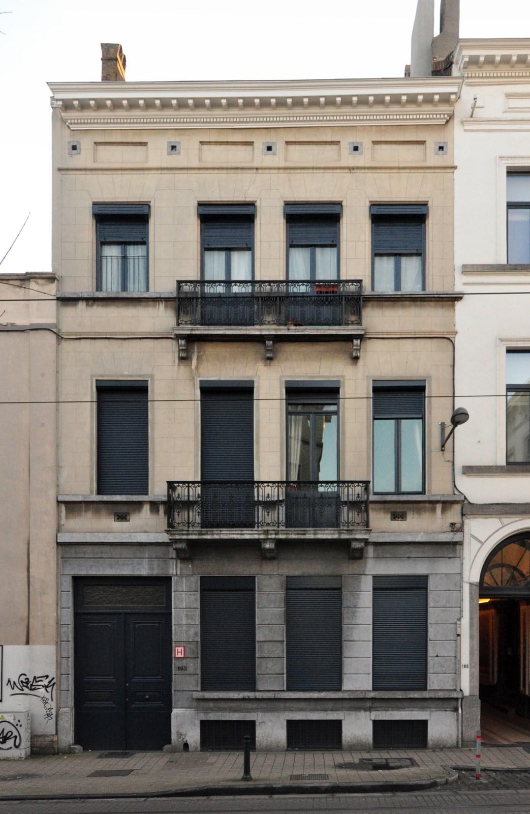 Chaussée de Haecht 162, 2012