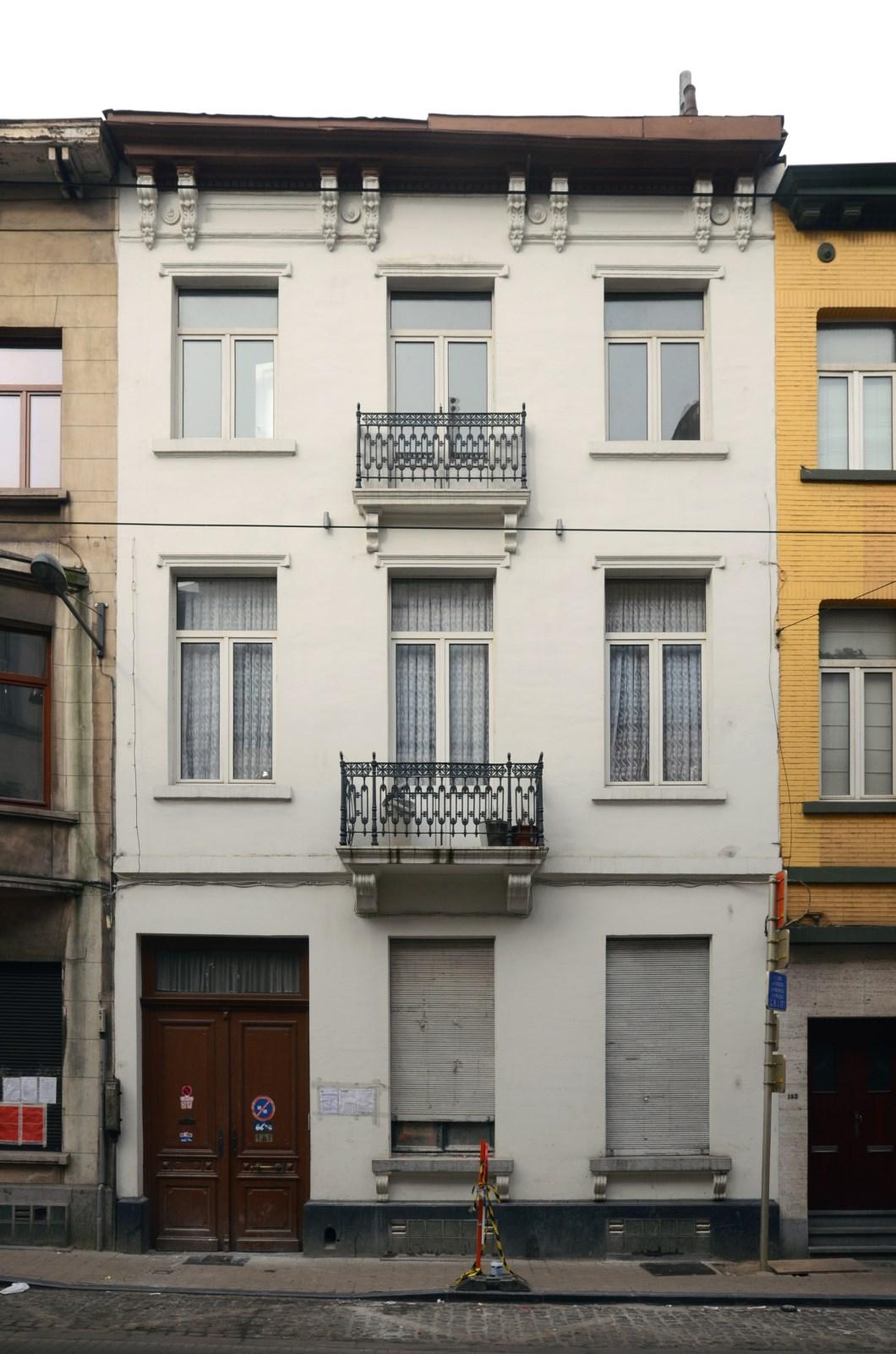 Chaussée de Haecht 181, 2013
