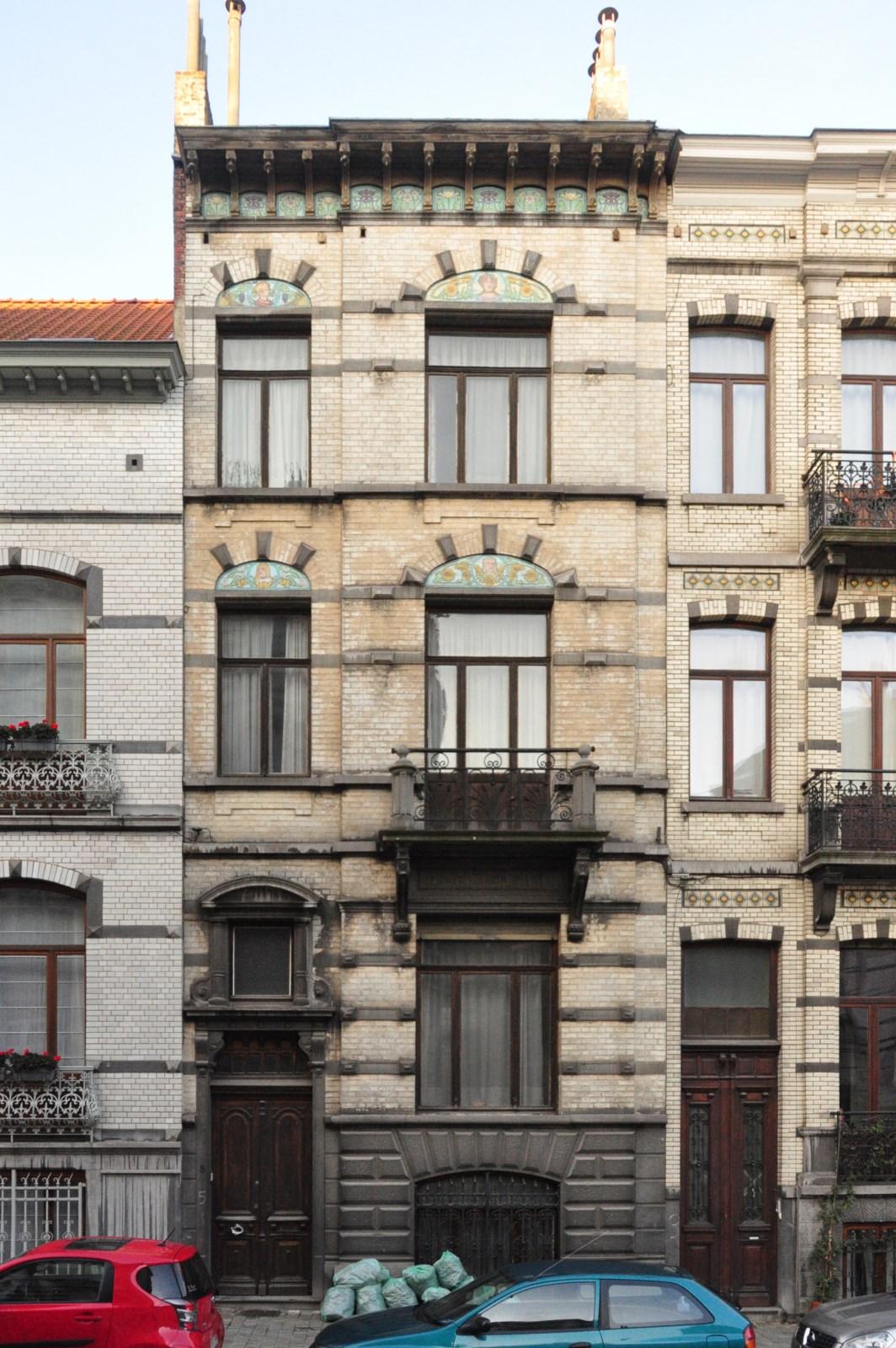 Rue Jenatzy 5, 2012