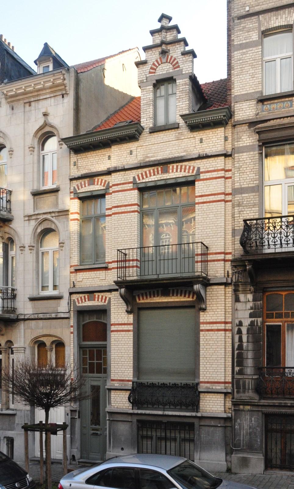Rue Jenatzy 8, 2012