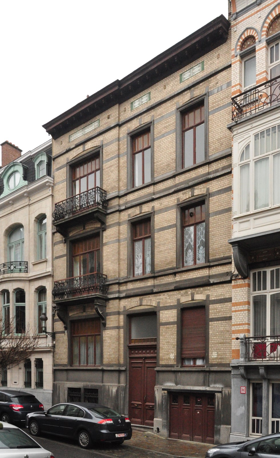 Rue Jenatzy 21, 2012