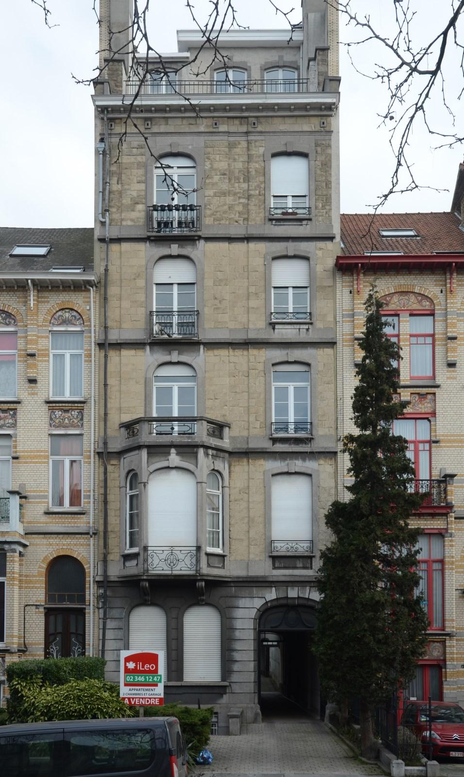 Boulevard Lambermont 148, 2013