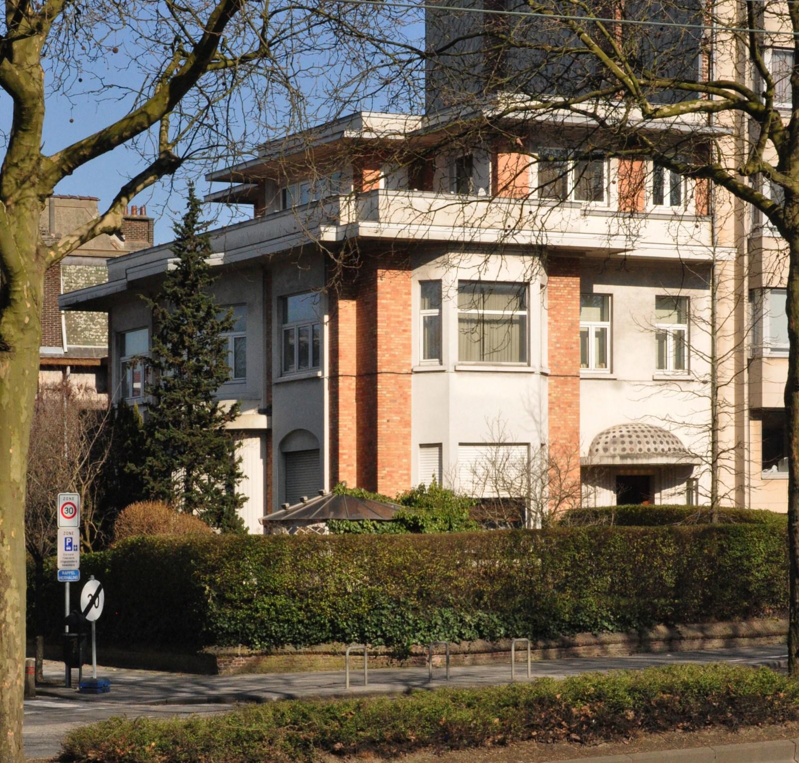 Boulevard Lambermont 428, 2013