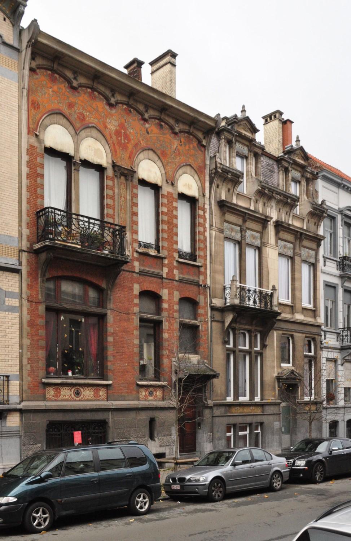 Avenue Maréchal Foch 9 et 11, 2013