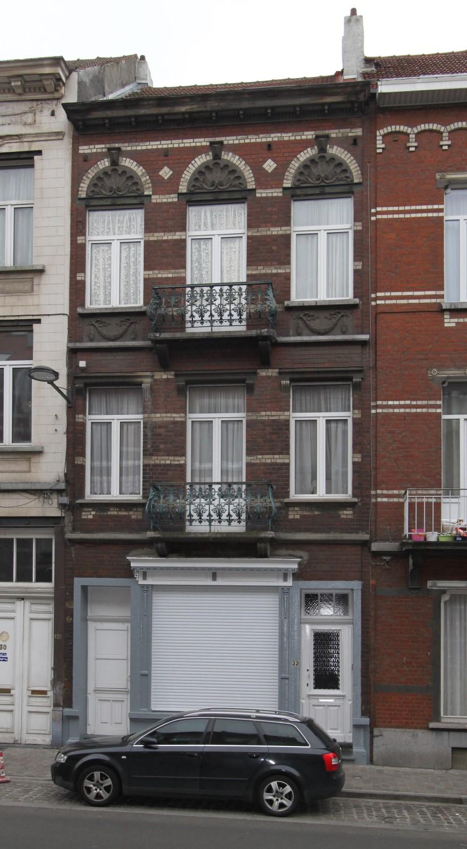 Rue Metsys 32, 2014