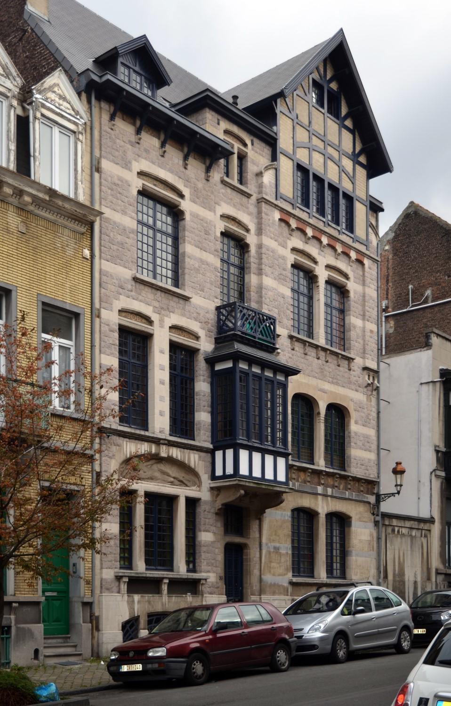 Rue Renkin 33, 2012