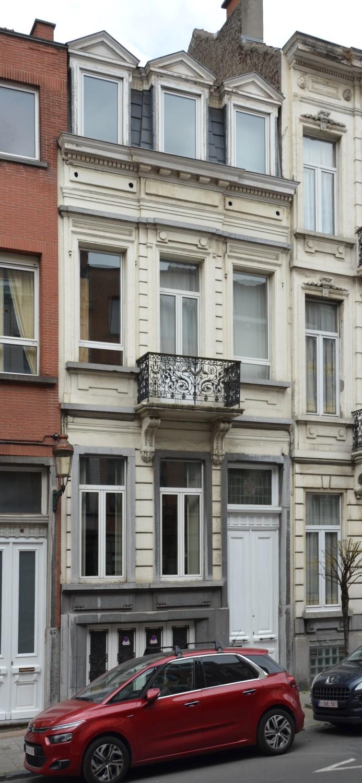 Rue Rubens 48, 2014