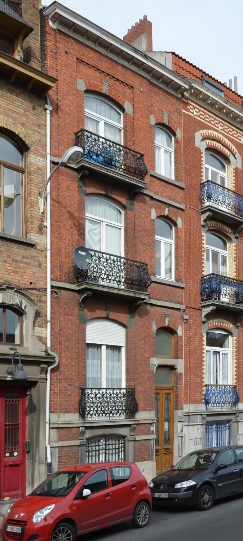 Rue Stephenson 98, 2014