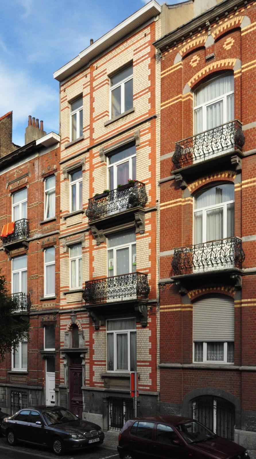 Rue Teniers 7, 2012