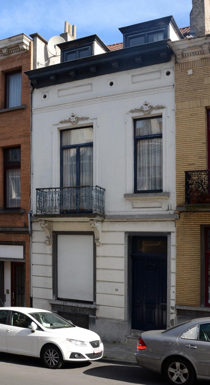 Rue Vandermeersch 16, 2014
