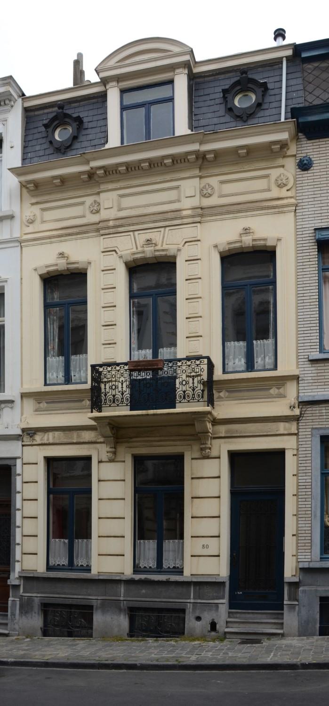 Rue Vandermeersch 50, 2014
