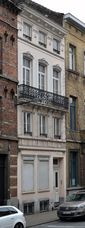 Rue Van Schoor 24, 2014