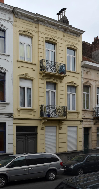 Rue Verhas 9, 2014