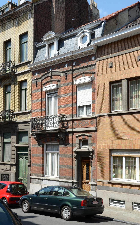 Rue Verhas 22, 2014