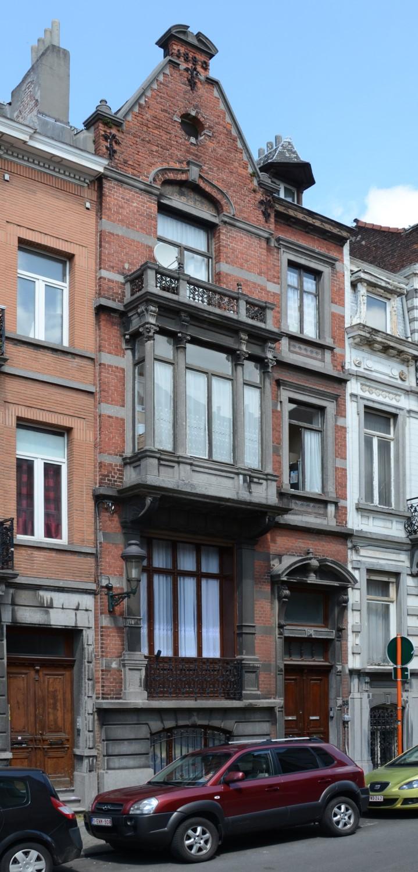 Rue Verhas 38, 2014