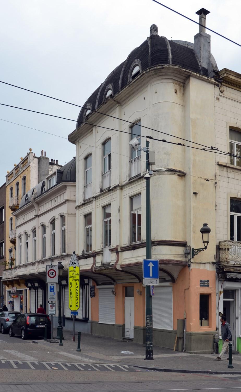 Rue Verwée 22 à 26, 2014